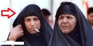 It's Ziyarat time, but let me finish smoking first ...